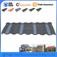 Alibaba China best selling brass copper french roof tile