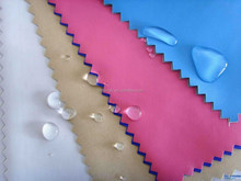 water repellent anti oil stain removal fabric for workwear