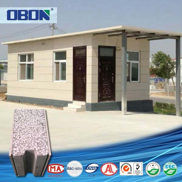 OBON high quality green cheap modern modular export prefab house