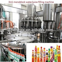 3in1 automatic flavor water packing machine