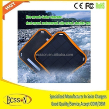 5600mah window solar powered cell phone charger, mobile solar panel charger