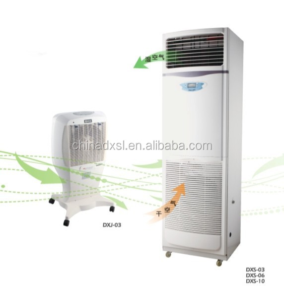 wet membrane industrial humidifier