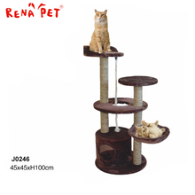 Energy-Saving Supplier Products Pet Basic Stock Cat Tree