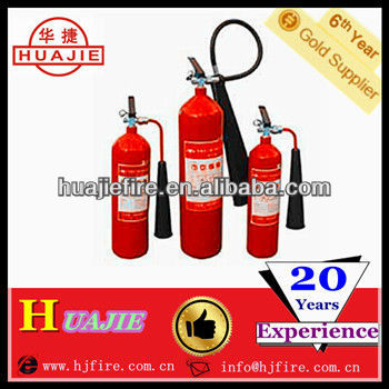 SAFETY FIRE PROTECTION CO2 EXTINGUISHER