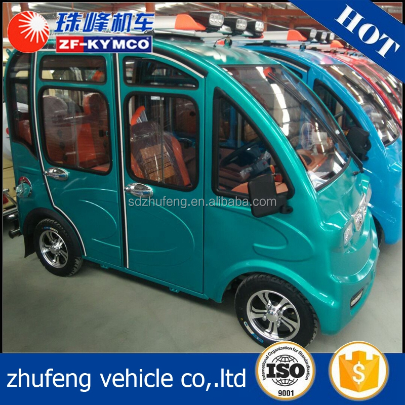 Popular electric car with eec certification