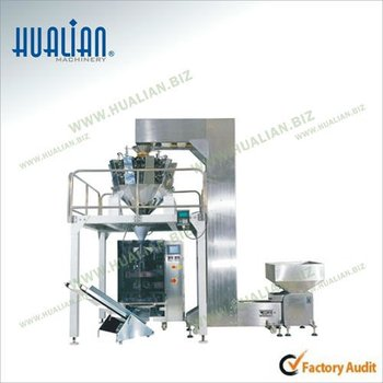 HUALIAN 2016 Combination Weighing Auto Packaging System