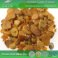 Pure Rhizoma Corydalis Extract,Rhizoma Corydalis Extract Powder,Rhizoma Corydalis P.E.