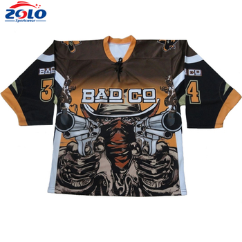 New Design Sublimation Printing Ice Hockey Wear, Hockey Jersey, Hockey shirts