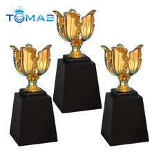 wholesale cheap plastic trophy cups maker as sport metal trophy cup