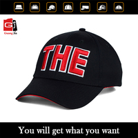china supplier fashion 3d embroidery high quality popular baseball hat