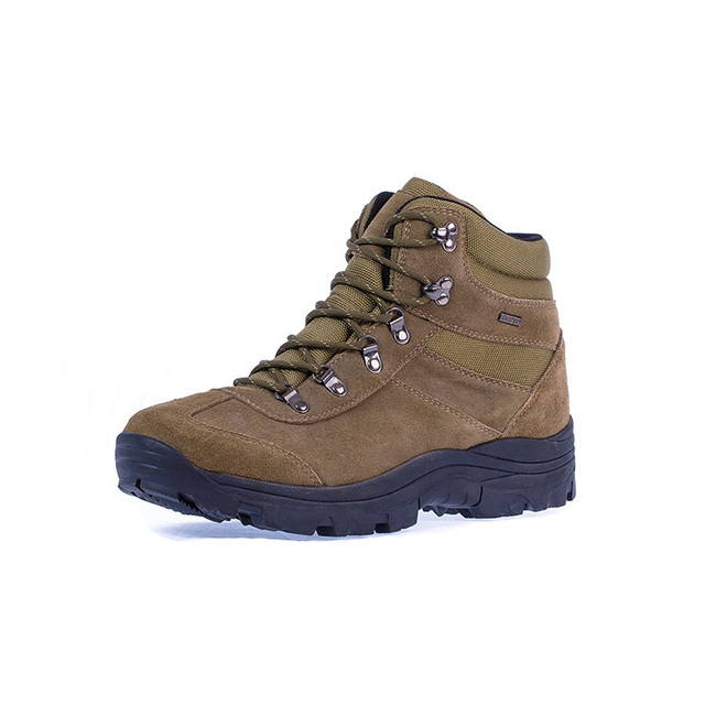 Wholesale China Factory Military Camouflage Tactical Outdoor Mountain Shoes Men Boots