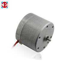 High torque 12v dc electric vehicle audio player motor