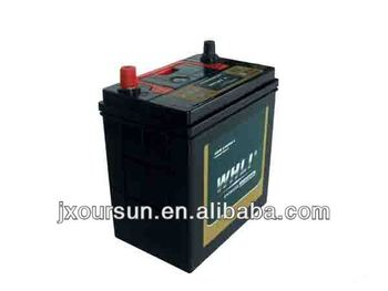 Lead Acid Car Battery 36B20S MF 12V 36AH WHLI