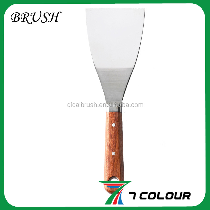 paint scraping tools with white cement price/ aluminum drywall stilt