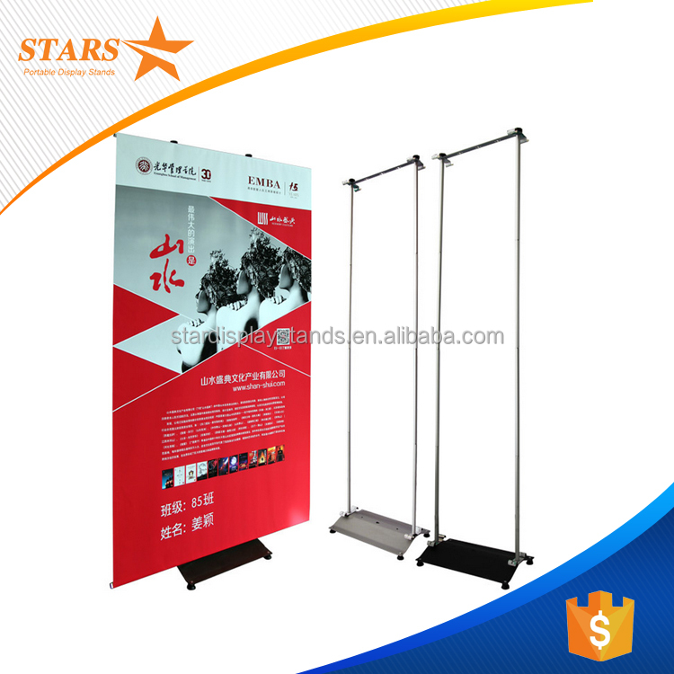 Factory Trade Show Booth Exhibit Display , Backdrop Aluminum Stand