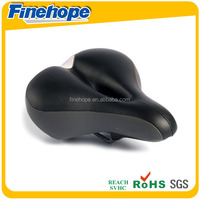Weight light new product 2014 hot carbon road bike saddle