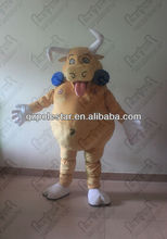 funny ox costumes for fun activity NO.3700