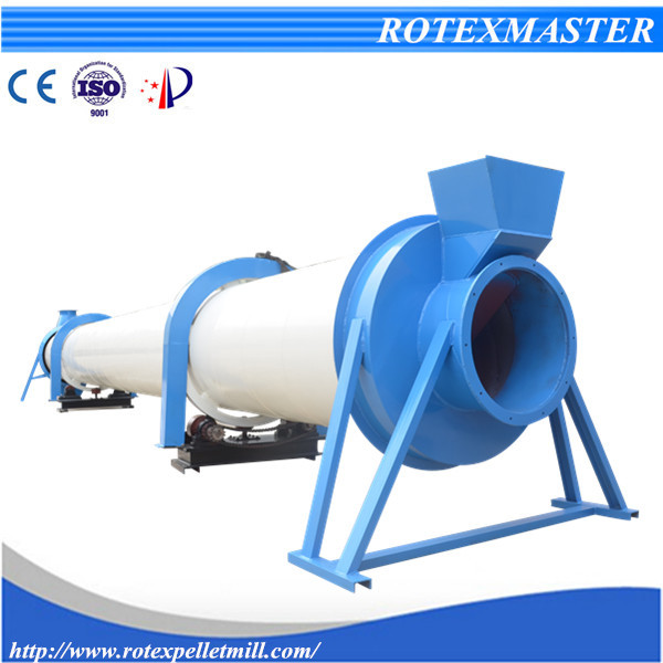 Rotary Drying Equipment Rotary Dryer for Sawdust Wood chips