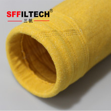 P84 air filter media for dust collector