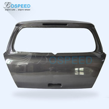 Carbon Fiber Trunk Boot Lid Rear Cover for SUZUKI SWIFT