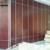 Free design  Fine quality low price modern office partitions movable folding wall