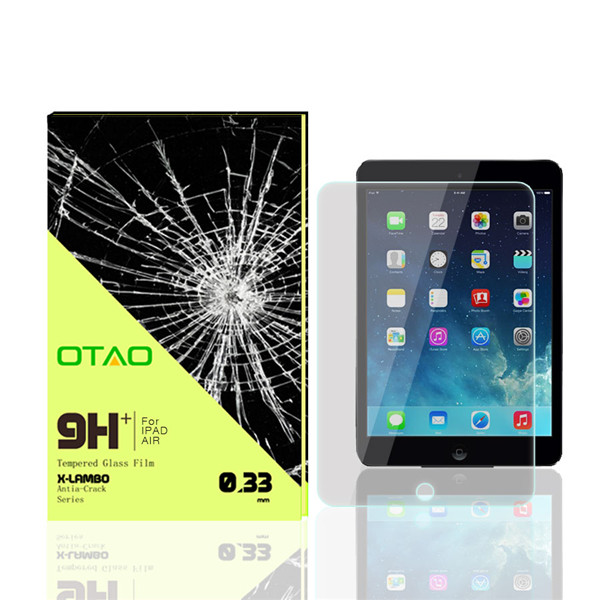 Premium Tempered Glass Film Phone Screen Protector for iPad for all mobile phone