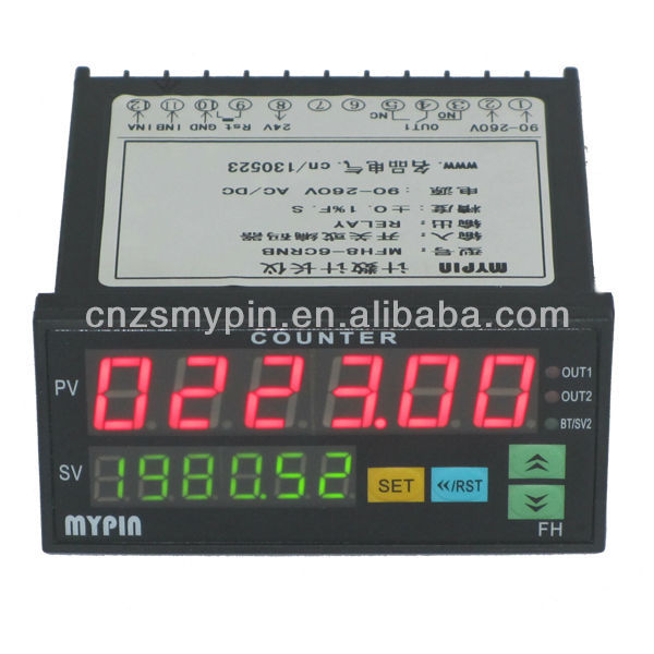 MYPIN Electronic 4/6 digit digital counter meter