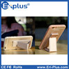 Eri-plus Stand Transparent Soft TPU Back Cover Case For Huawei