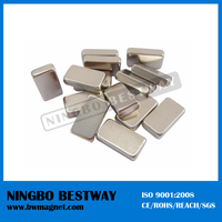 Super Strong Permanent Powerful Rare Earth NdFeB Block Magnets N52 for Craft