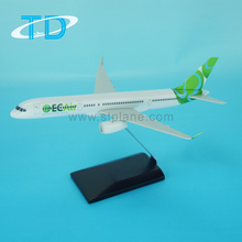 EC Air scale 1/1200 24cm model plane boeing 757 for sale