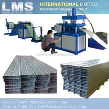 LMS Steel Scaffolding Walking Boards Roll Forming Machine