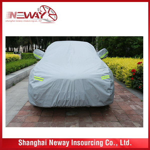 Competitive price good quality car cover minivan
