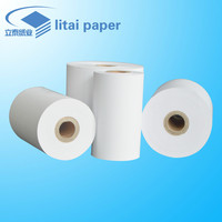 hot sale 80mm*60mm cash register paper for sample free!