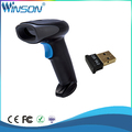small 2D Wireless Pocket Size Bluetooth Barcode QR Code Scanner RS232