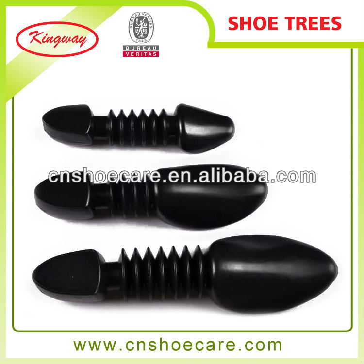 Fashionable hot sell plastic shoe form for shoes keep