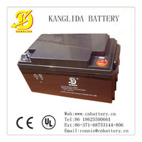 high performance 12v storage UPS power lead acid battery 12v65ah