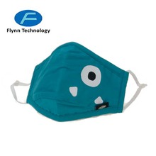 Anti-haze washable nose cover half face anti dust cotton mouth mask