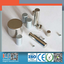High Quality Cheap Price Wholesale Customized Sintered Rare Earth Permanent Neodymium Ndfeb Magnetic Rod