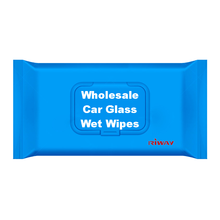 Wholesale Car Glass Wet Wipes