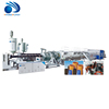 Hot sell best-selling small diameter pvc hdpe pe ppr plastic pipe production extrusion machine line with price
