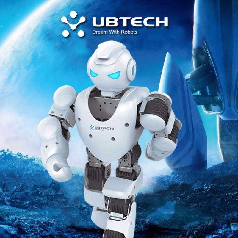 UBTECH Alpha1S the robot of artificial intelligence household spring Alfa dancing AI humanoid robot