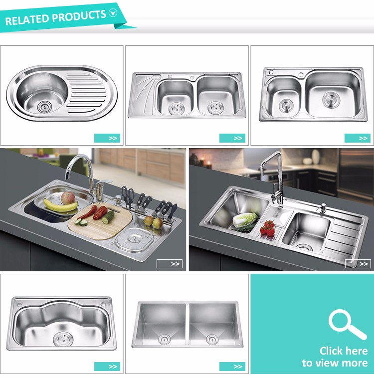 Wholesale Excellent Single Bowl Best Kitchen Sink Brand With Board