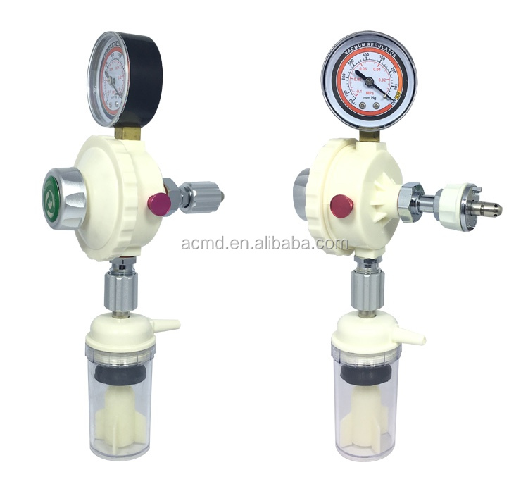 Hospital Medical Use Vacuum Regulator For Emergency Trauma