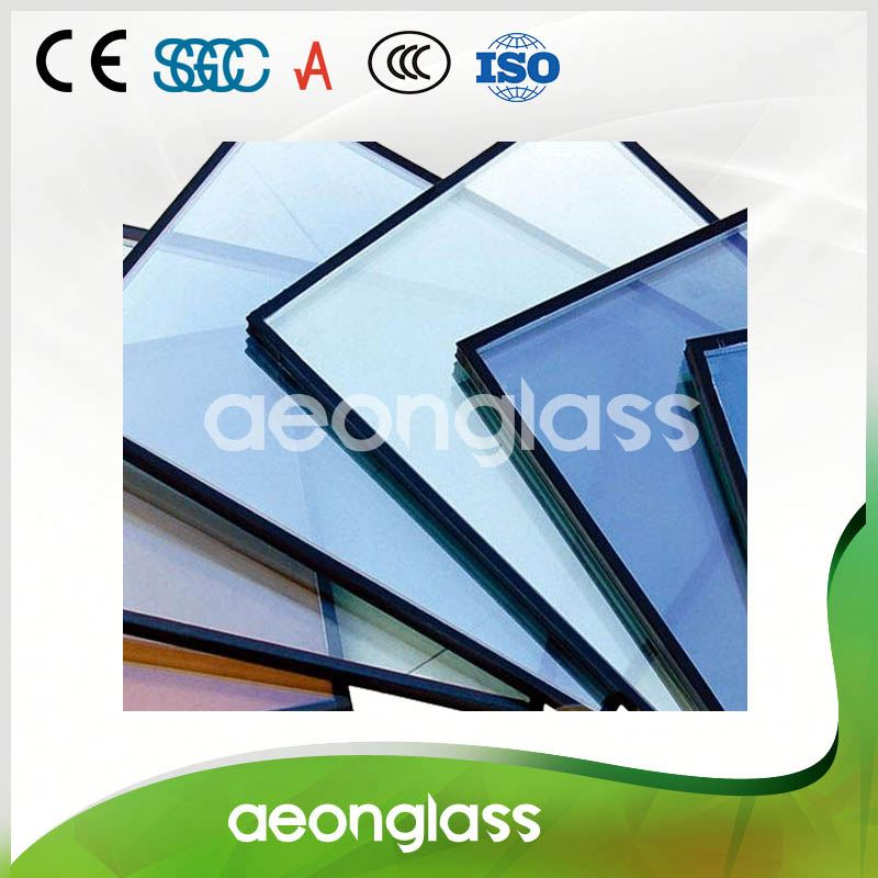 Factory Price Laminated Low-e Glass Insulated Glass Panels