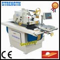 Automatic high speed carpentry machines straight line rip saw