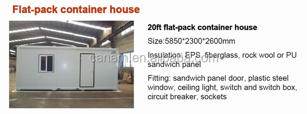 2017 New Design modular container homes pre fab metal building for sale