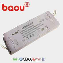 Baou PWM dimmable constant voltage Led driver 80w led power supply