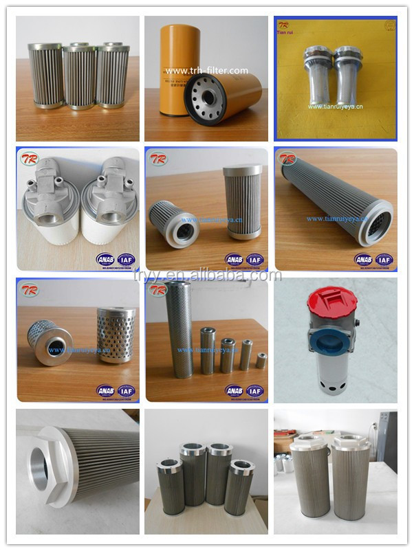 Equivalent suction oil filter element SFT-06-150W