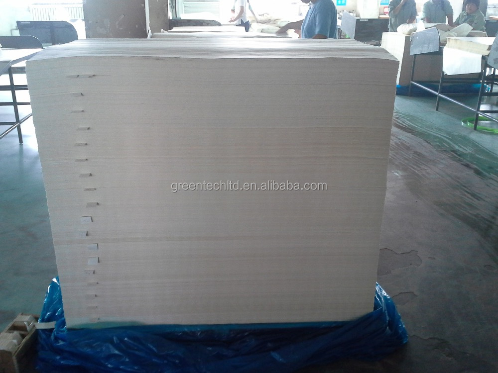 Offset Paper Made From Wheat Pulp