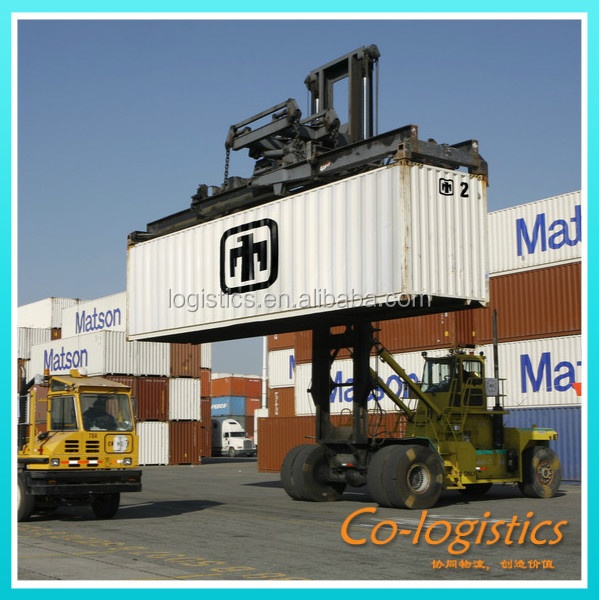 international sea container transport to netherland